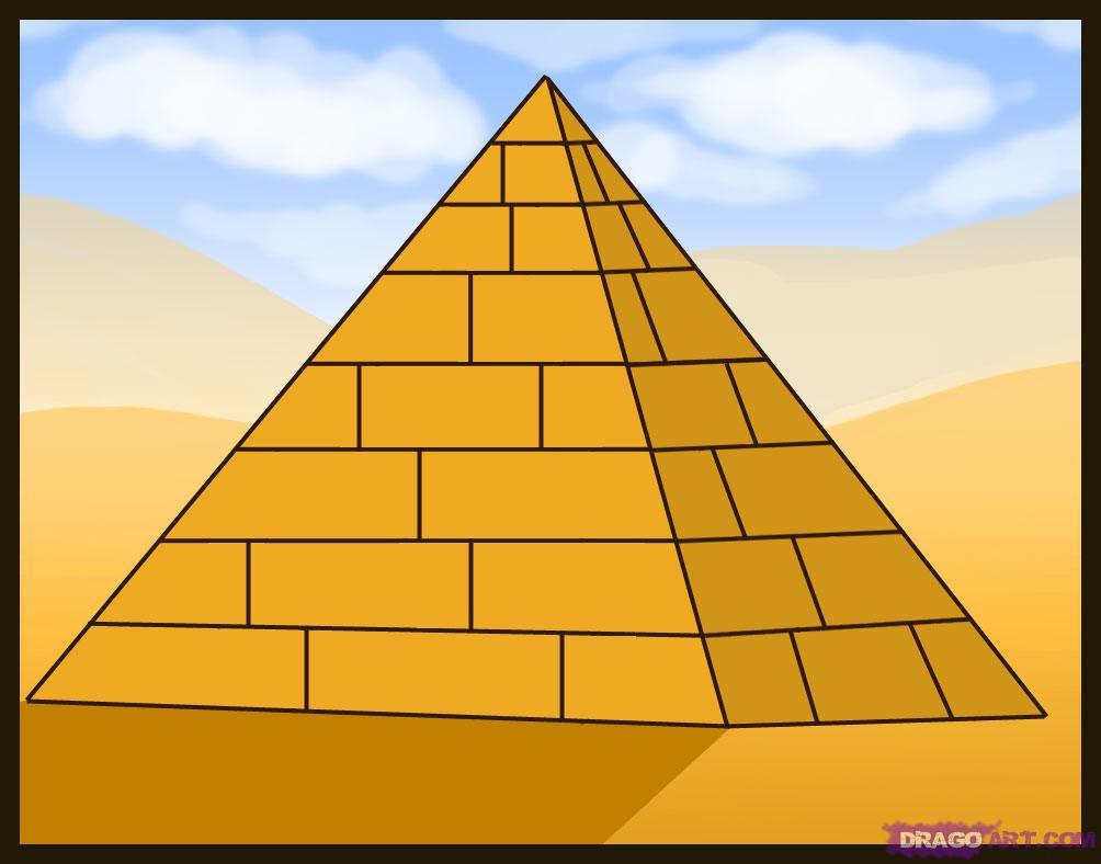 cinta piramida